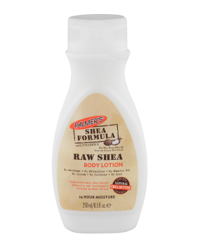 Raw Shea Lotion