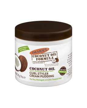 Curl Condition Hair Pudding